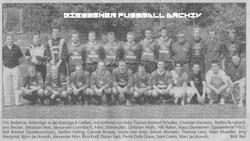 Hier klicken um Bild: FSG Biebertal Aufsteiger zur A-Klasse Giessen 2003/2004 zu vergr��ern