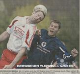 Hier klicken um Bild: SG Birklar gegen FC Cleeberg zu vergr��ern