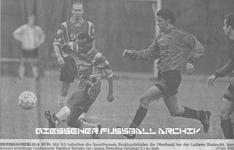 Hier klicken um Bild: Eintracht Lollar gegen Spfr. Burkhardsfelden 2000/2001 zu vergr��ern