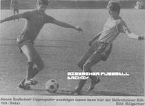 Hier klicken um Bild: SKG Rodheim-Bieber gegen TSV Bellersheim 1985/86 zu vergr��ern