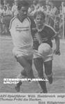 Hier klicken um Bild: ASV Giessen gegen SV Langd 1986/87 zu vergr��ern