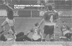 Hier klicken um Bild: VfB 1900 Giessen gegen TSV Utphe 1986/87 zu vergr��ern