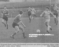Hier klicken um Bild: SV Garbenteich gegen TSV Langgöns 1986/87 zu vergr��ern