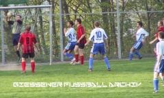 Hier klicken um Bild: TSV Rödgen II gegen SV Langd/TSV 1848 Hungen III zu vergr��ern