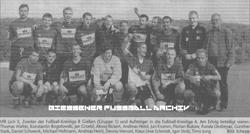 Hier klicken um Bild: VfR Lich II Aufsteiger zur A-Klasse Giessen 2003/2004 zu vergr��ern