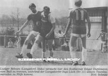 Hier klicken um Bild: TV Langsdorf gegen VfB Rodheim/Horloff 1985/86 zu vergr��ern