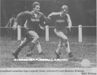 Hier klicken um Bild: Ingo Leipold Allendorf gegen Mathias Wilhelm 1985/86 zu vergr��ern
