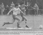 Hier klicken um Bild: TSV Treis 05 / Lda gegen SG Kinzenbach 1986/87 zu vergr��ern