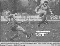 Hier klicken um Bild: TSG Wieseck gegen SV Odenhausen/Lahn 1986/87 zu vergr��ern
