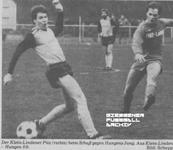 Hier klicken um Bild: TSV 1848 Hungen gegen TSV Klein-Linden 1986/87 zu vergr��ern