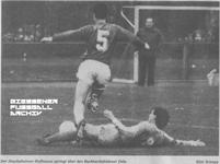 Hier klicken um Bild: TSF Heuchelheim gegen Spfr. Burkhardsfelden 1986/87 zu vergr��ern