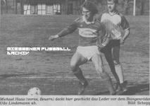 Hier klicken um Bild: FSV Beuern gegen SV Stangenrod 1986/87 zu vergr��ern