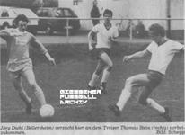 Hier klicken um Bild: TSV Bellersheim gegen TSV Treis 05 Lda. 1986/87 zu vergr��ern