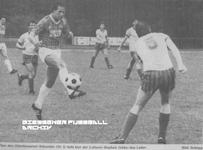 Hier klicken um Bild: SV Odenhausen/Lahn gegen Eintracht Lollar 1986/87 zu vergr��ern