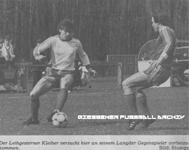 Hier klicken um Bild: TSG Leihgestern gegen SV Langd Bezirksliga 1985/86 zu vergr��ern
