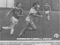 Hier klicken um Bild: Spfr. Burkhardsfelden gegen TSF Heuchelheim 1986/87 zu vergr��ern