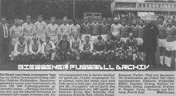 Hier klicken um Bild: VfB 1900 Giessen Traditionsmannschaften 1986/87 zu vergr��ern