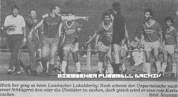 Hier klicken um Bild: Teutonia Laubach gegen Türkspor Laubach 1986/87 zu vergr��ern