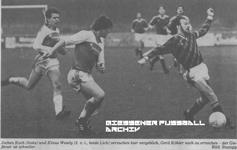 Hier klicken um Bild: VfR Lich gegen VfB 1900 Gießen 1986/87 zu vergr��ern