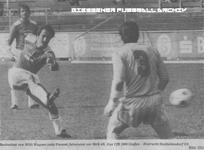 Hier klicken um Bild: VfB 1900 Gießen gegen Eintrach Stadtallendorf 1985/86 zu vergr��ern
