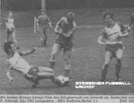 Hier klicken um Bild: SKG Rodheim-Bieber gegen TSG Leihgestern 1985/86 zu vergr��ern