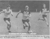 Hier klicken um Bild: TSV Grünberg gegen FC Großen Buseck 1985/86 zu vergr��ern