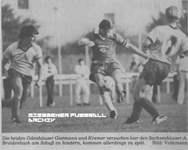 Hier klicken um Bild: 1. SC Sachsenhausen gegen SV Odenhausen 1985/86 zu vergr��ern