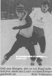 Hier klicken um Bild: TSV Hungen gegen SV Dannenrod 1985/86 zu vergr��ern