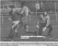 Hier klicken um Bild: TSG Leihgestern gegen TSV Klein-Linden 1986/87 zu vergr��ern